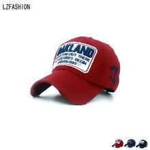 OAKLAND Men Baseball Cap Hat Women Baseball Caps Brand Sport Snapback Casquette Homme Drake Hat Cotton Material Size 56-59cm