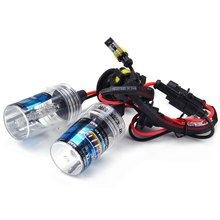 55W H7 12V High Quality 4300K 4000lm HID Xenon Lamp Car Headlamp 2pcs with Good Color Temperature Improve Performance of Vehicle
