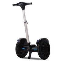 Hoverboard inteligente auto equilibrio Scooter para la venta mango Scooter 1000 W tablero 2 rueda inteligente Gyropode bluetooth remoto