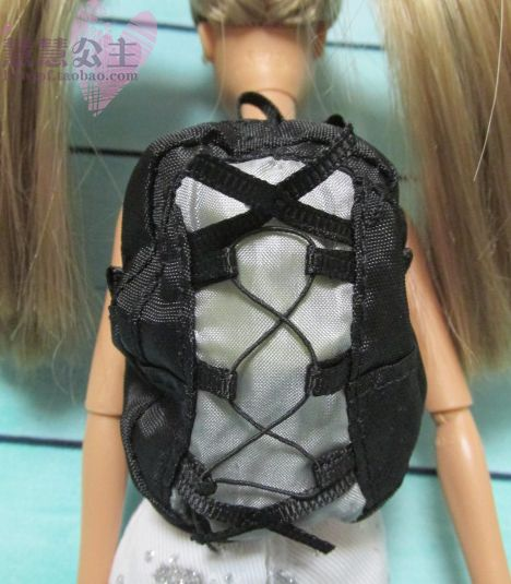 Free delivery  toy equipment, lady toys Chiristmas presents luggage  for Barbie Ken