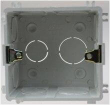 "Монтажных Коробок для 86 типа ""Умный"" настенный wi-fi-выключатель K1 K2 K3 K6 K12 K24"