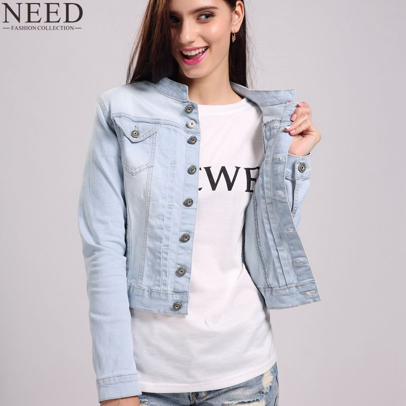 Online Get Cheap Womens Jean Jacket Coat -Aliexpress.com | Alibaba ...