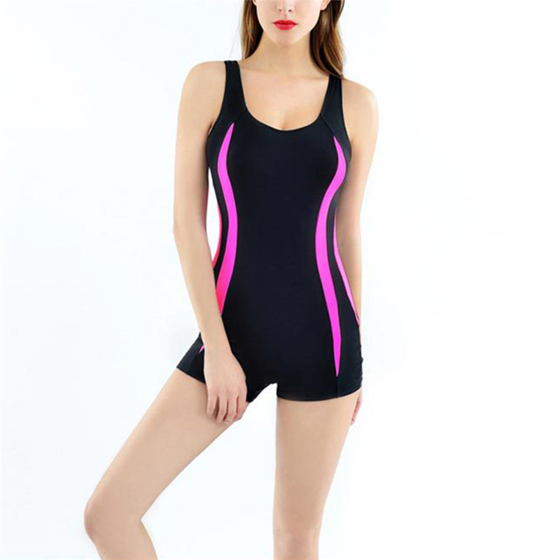 New 2018 Swimwear Women One Piece Swimsuit Female Sport Competition Swimming Suits for Women Bathing Suits Triathlon Suit цена