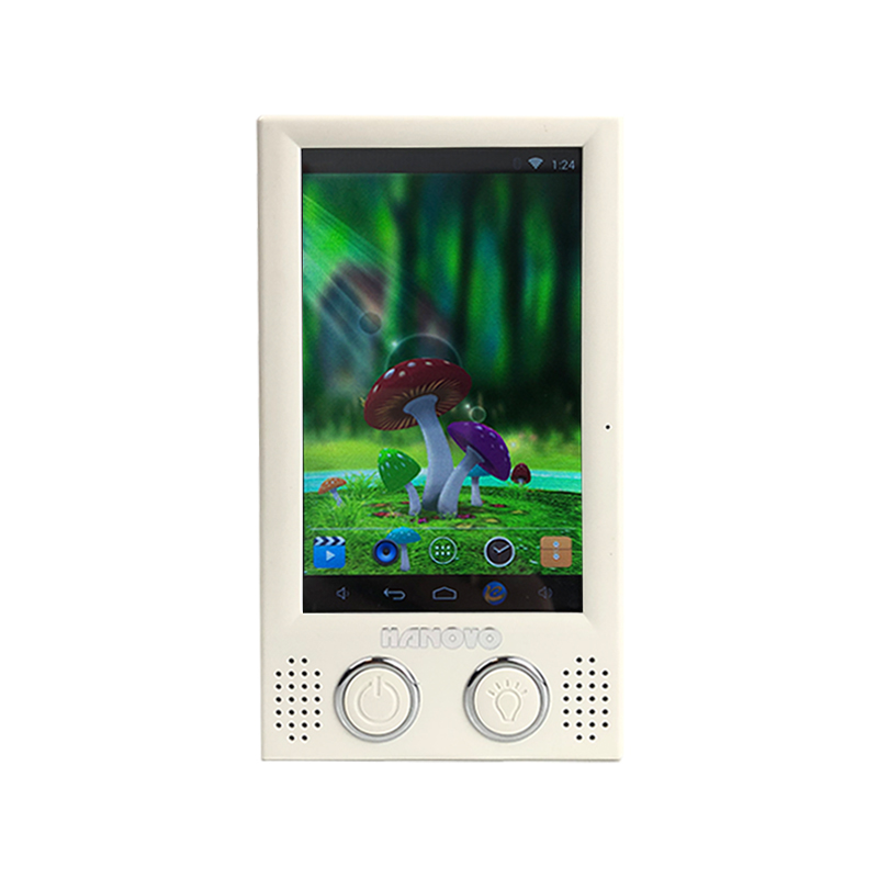 5 Inch Touch Screen Android Smart Home Z-Wave Light Wall Switch ZWave Switch