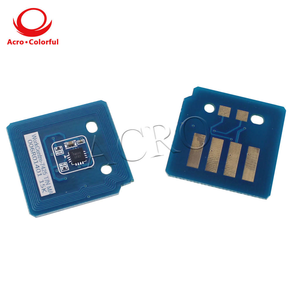 006R01399 006R01400 006R01401 006R01402 toner cartridge chip for Xerox WorkCentre 7425 7428 7435 reset laser printer in Cartridge Chip from Computer Office