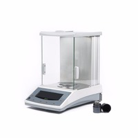 U.S. Solid 320 x 0.0001 g 0.1mg Lab Analytical Balance Digital Electronic Precision Weight Scale CE Certifications