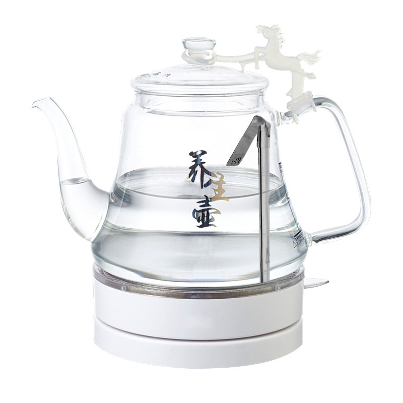 Electric kettle The glass electric is used for quick cooking of the tea цена