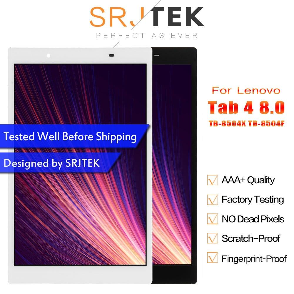 Srjtek For Lenovo Tab 4 8 0 8504 TB 8504X TB 8504F Tablet PC Touch Screen
