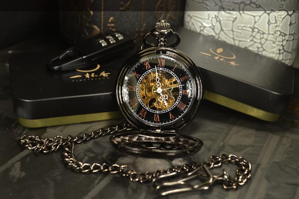 Luksusliku steampunk välimusega uur