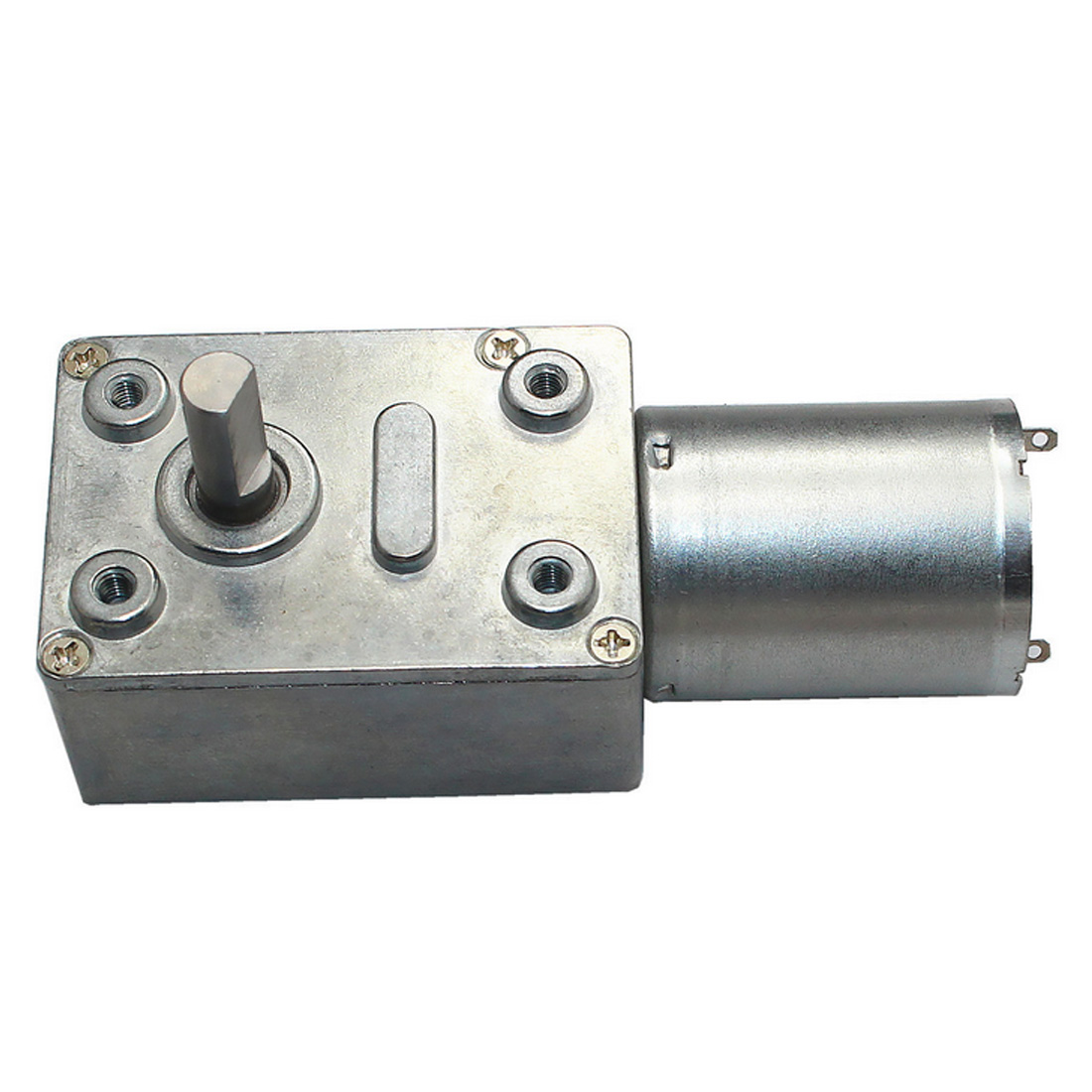 12V//DC Micro 10RPM High Torque Turbine Electric Worm Gearbox Reduction Motor