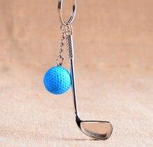 2 Hot Golf Keychains