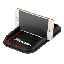RDESIGN R-DESIGN Phone Holder GPS Silicone Anti-slip Mat Pad For Volvo XC60 XC90 XC70 S40 S80 S60 V40 V50 V60 V70 Car Styling