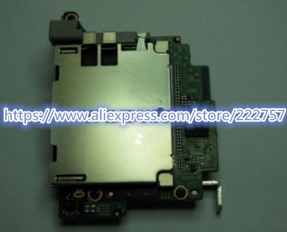 Camera Repair Parts For Nikon D4 New CF Memory Card Slot Board unit original sd memory card cover for nikon d7100 d7200 camera replacement unit repair part