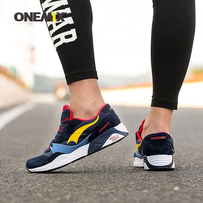 ONEMIX original Γρήγορα και μανιώδη 7 ανδρικά - Πάνινα παπούτσια - Φωτογραφία 2