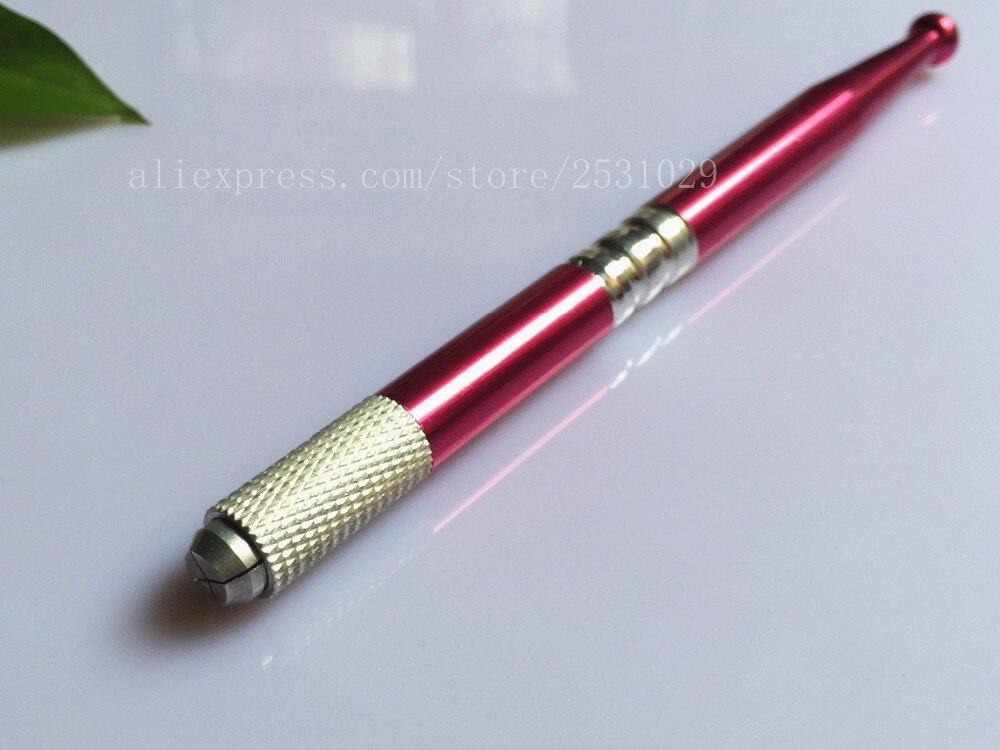 Henna Tattoo Pen: 10 Pieces 3d Pens Henna Eyebrow Permanent Makeup Pen 3d