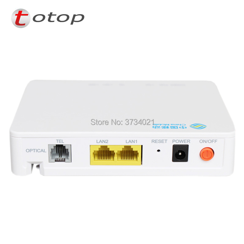 ZTE F603 6.0 GPON ONU ONT Router Support FTTH HGU Same function as F601 F401 F643 F612 GPON ONU ONT
