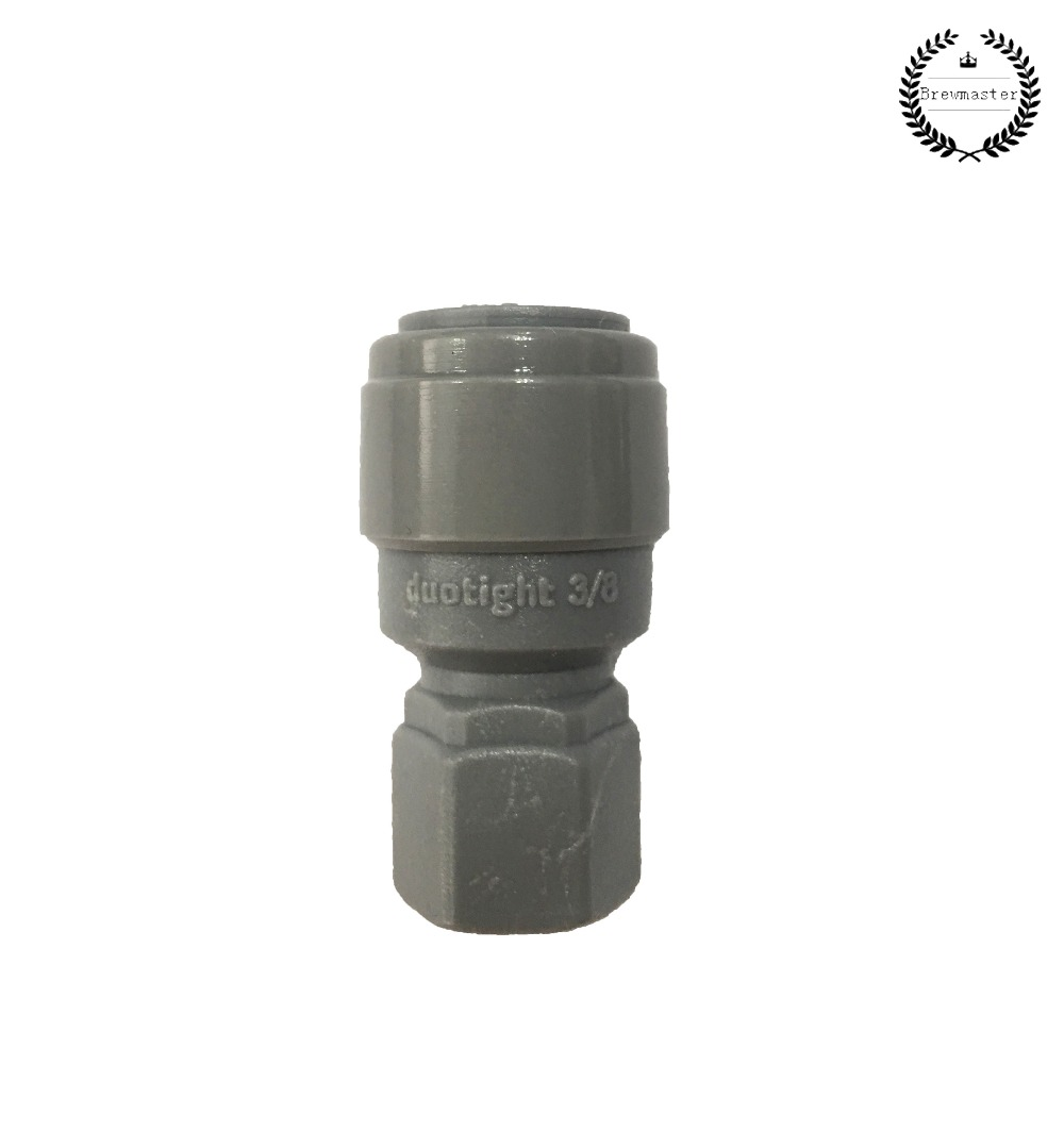 Duotight - 9.5mm (3/8) X FFL (to Fit MFL Disconnects - 7/16