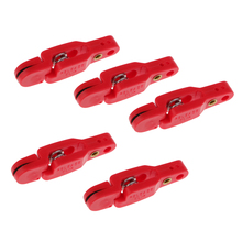 4~10pcs Snap Offshore Release Clips Planer Board Outrigger Downrigger Adjustable Line Heavy Tension