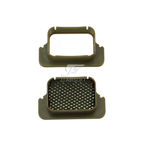 Image 5 - Jj Airsoft Killflash Kill Flash Protector Cover Voor Eotech Roodpuntvizier 551 552 553 518 558 512 552 XPS2 EXPS2 XPS3 EXPS3
