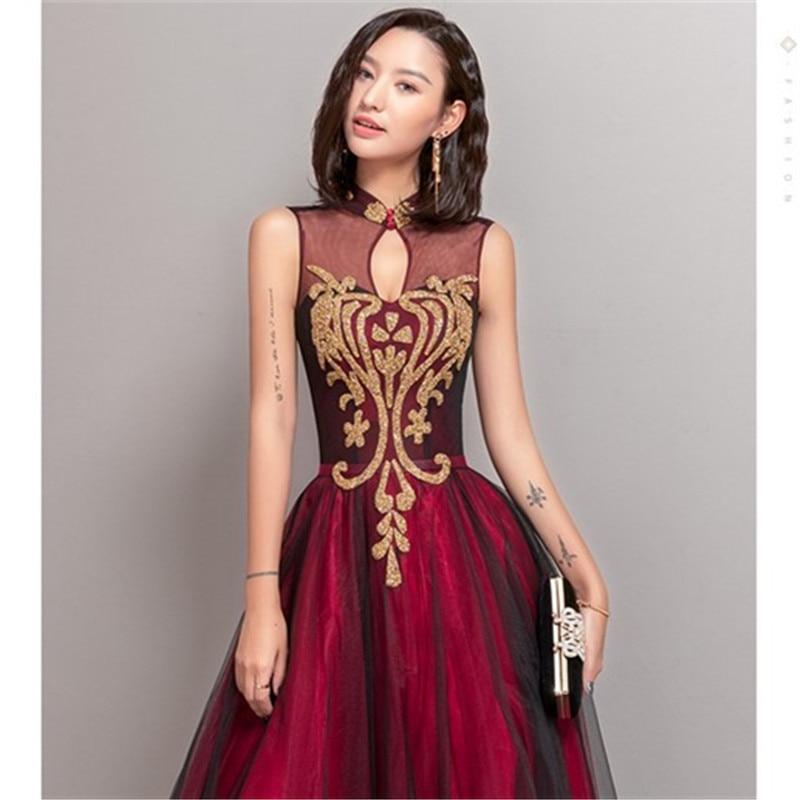 Prom Kleider Abendkleider Vestidos Festa Robe Mariage Novia Quinceanera Soiree Sa A758