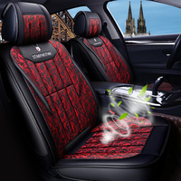Camouflage series Universal 5seats car Seat Cover car styling leather For Citroen ELYSEE C3 XR C4L C5 C6 xsara picasso berli