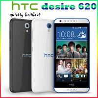 510 משלוח מקורי 100% נעול 510 5MP רצון HTC 2100 mAh 4.7 Inches 8 GB ROM מסך מגע טלפון נייד משופץ משלוח חינם