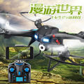 New professional Grande suporte WI-FI FPV RC drones quadcopter JJRC H28 real-tempo de transmissão 2.4G 4CH 6 Axis Gyro VS MJX U842 X101