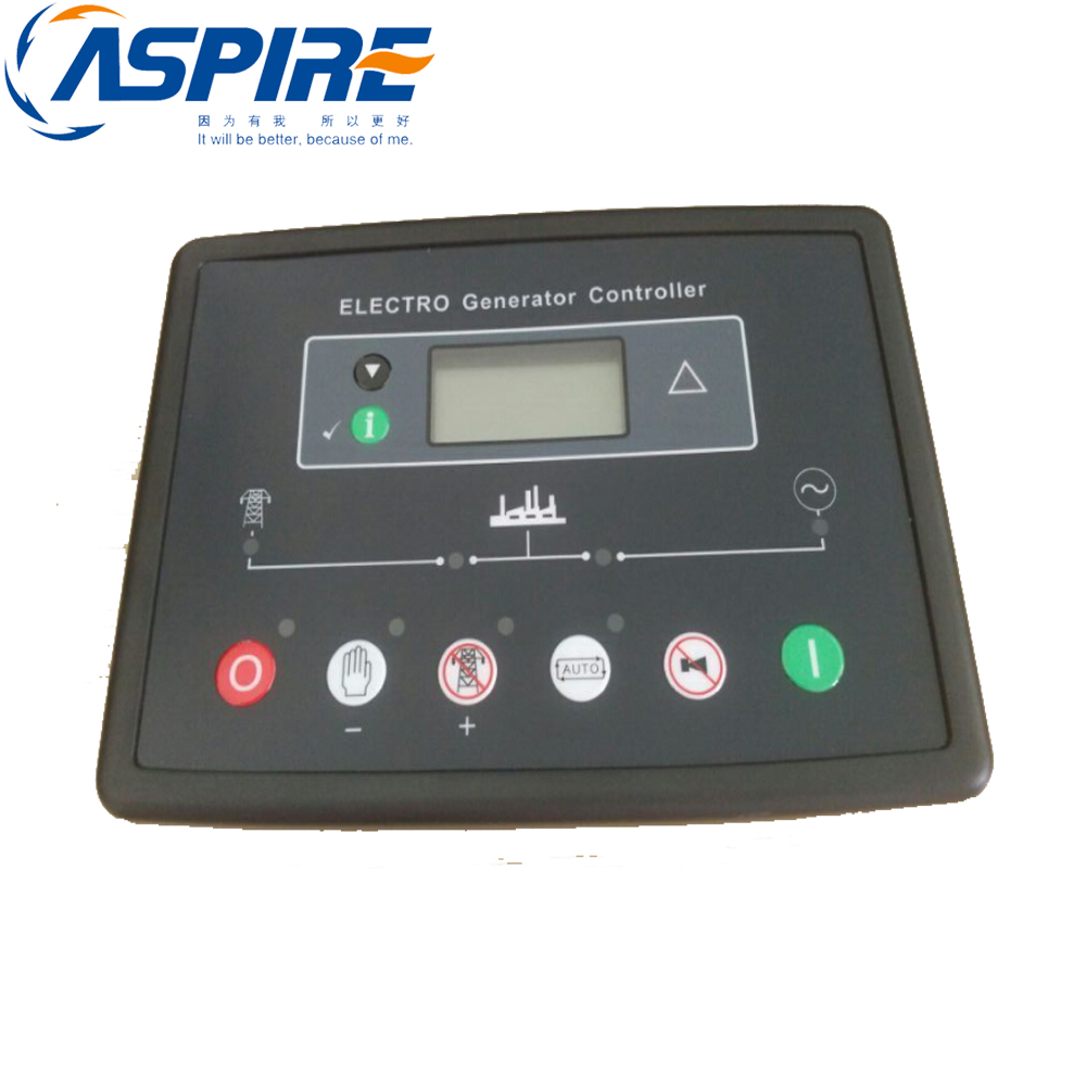Free Shipping amf ats generator controller DSE6120 Made in China