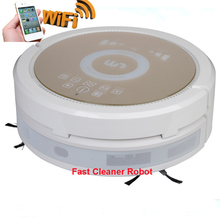 Free SPSR Shipping to Russia/Intelligent Robot Vacuum Cleaner 6 in1 multifunctional cheap robot vacuum cleaner with air purifier