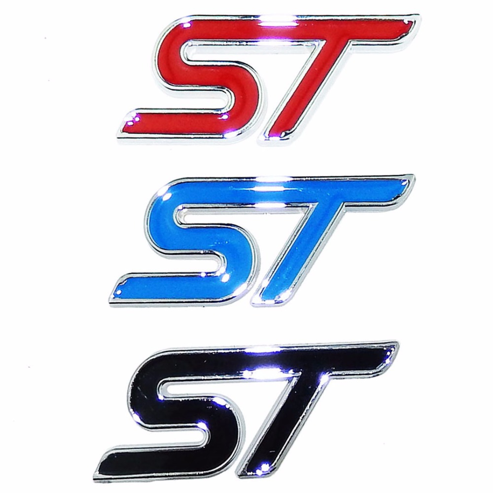 Steel T S : Popular focus st badge buy cheap lots from