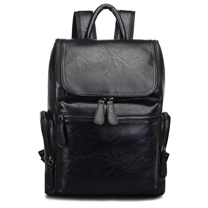 feminina marrom preto bolsa de Capacidade : 36 a 55 Litros