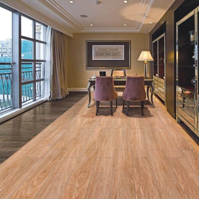 baldosas imitacin madera piso de madera de imitacin balcn azulejo antideslizante de madera baldosas de ladrillo - Baldosas Imitacion Madera