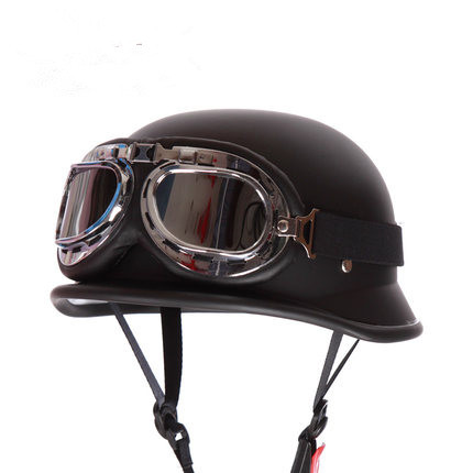 Populair Cool motorcycle helmet for harley,all season motorcycle half &DW26