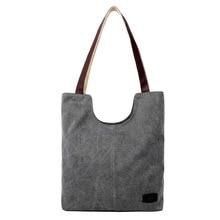 2016 frauen handtasche leinwand taschen und tragbare fashion lady bag schultertasche kostenloser versand umhängetaschen