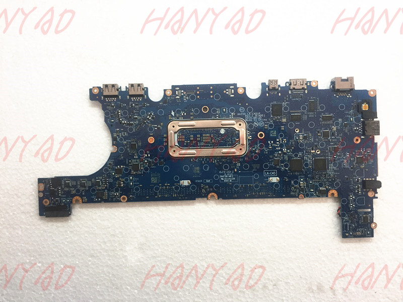 CN-0H7Y7K 0H7Y7K H7Y7K For Dell Latitude E7270 Laptop Motherboard AAZ50 LA-C451P With I5 CPU DDR4 MB 100% Tested Fast Ship