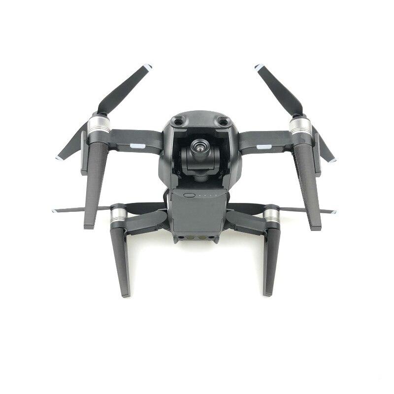3D print Extended Landing Gear 7cm Heighten Leg camera Gimbal protection for DJI Mavic air Drone Accessories