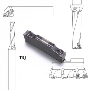 Image 2 - Qualità originale 50 pcs TDJ2/TDJ5/TDJ4/TDJ3 TT9030/TT8020 CNC inserto In Metallo Duro taegutec utensile di scanalatura CNC strumento tornio
