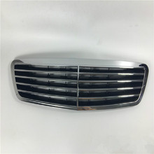 Front Racing Grille Fit For 199-2005 Benz S-Class W220 Grid S280 S320 S350 S500 S600 цена
