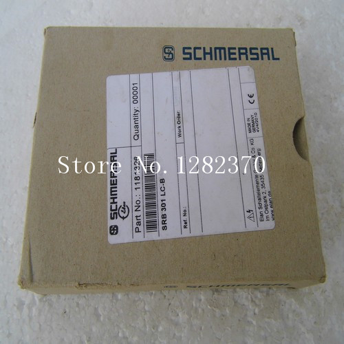 [SA] New original authentic special sales SCHMERSAL safety relays SRB301LC-B Spot [sa] new original authentic special sales keyence sensor fu 38 spot