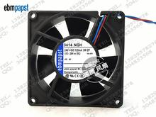 New EMB 3414 NGH 9025 9 cm 3 w 24 v converter cooling fan