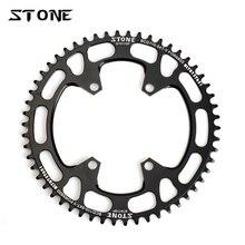 Pedra círculo simples bcd 110mm bcd110, roda dentada bicicleta de estrada 105 5800 ultegra 6800 4700 tigra 9000 roda dentada