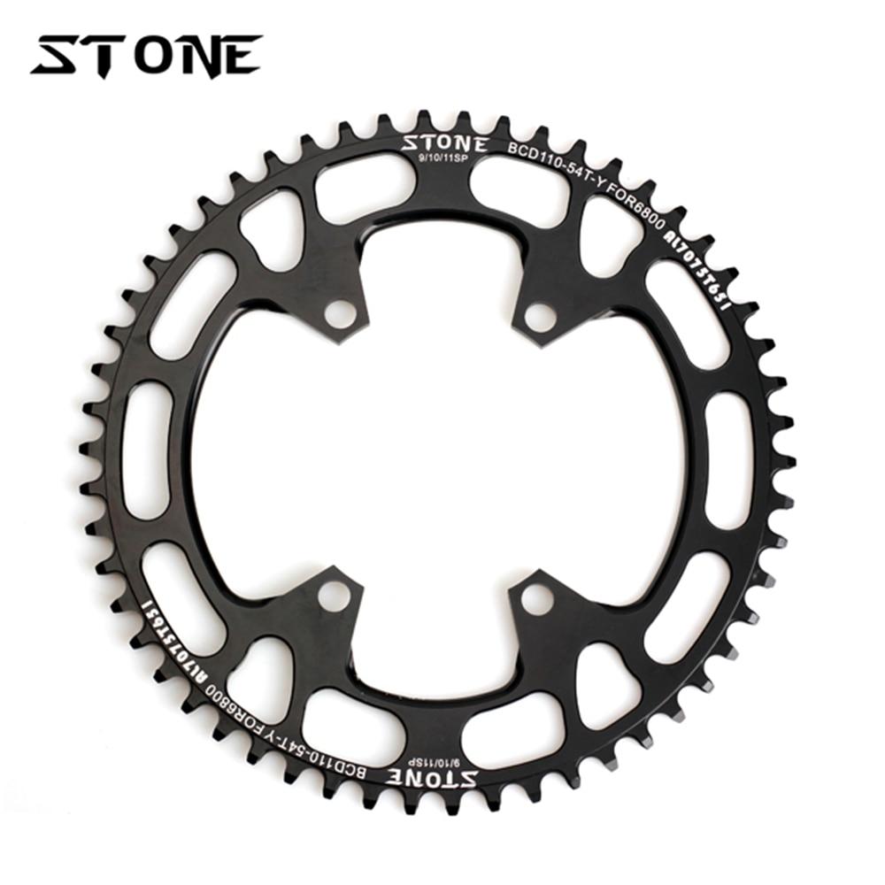 Stone Circle Single Chainring BCD 110mm BCD110 For Road Bike Folding Bike 105 5800 6800 Ultegra 4700 Tigra 9000 ChainwheelStone Circle Single Chainring BCD 110mm BCD110 For Road Bike Folding Bike 105 5800 6800 Ultegra 4700 Tigra 9000 Chainwheel