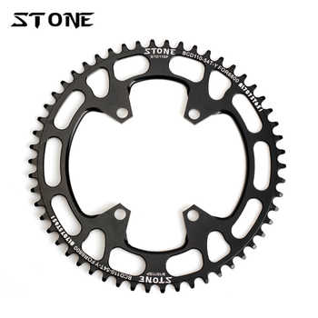 Stone Circle Single Chainring BCD 110mm BCD110 For Road Bike Folding Bike 105 5800 6800 Ultegra 4700 Tigra 9000 Chainwheel - DISCOUNT ITEM  6% OFF All Category