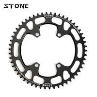 Stone Circle Single Chainring BCD 110mm BCD110 For Road Bike Folding Bike 105 5800 6800 Ultegra 4700 Tigra 9000 Chainwheel