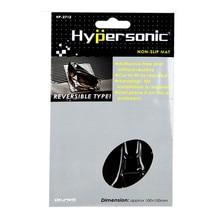 Hypersonic 1PC Car Black Crocodile Pattern design Non-slip Mat Anti-slip Sticky Mat 10*15cm