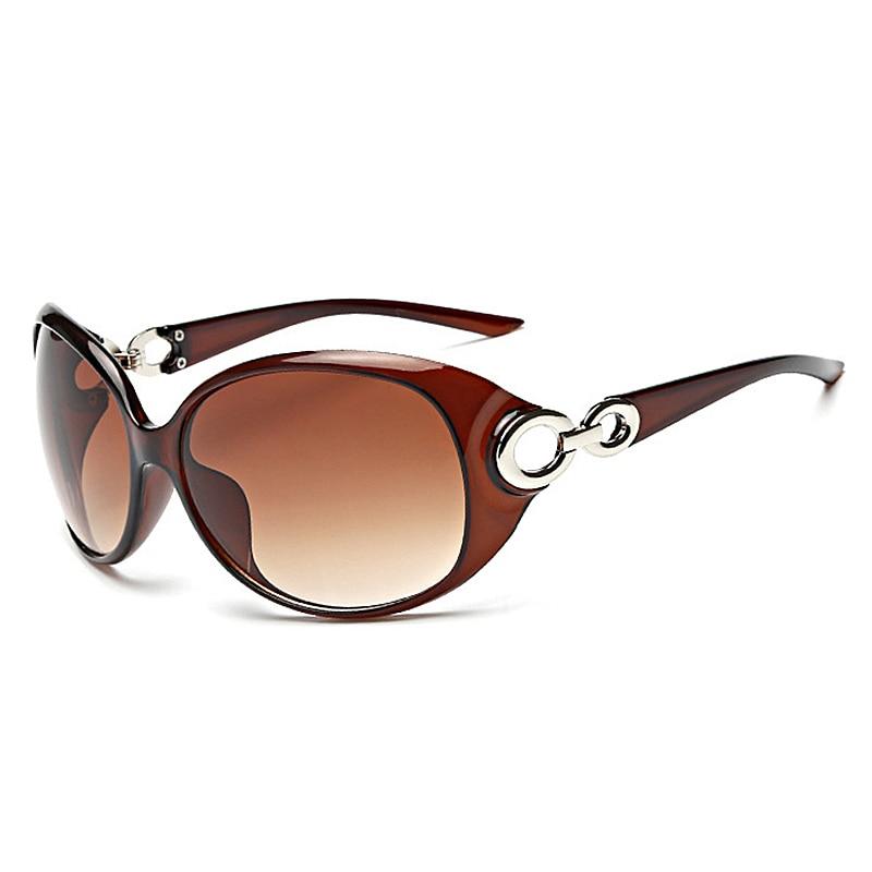 JULI Nya Kvinnor Solglasögon Mode Solglasögon Polariserade Gafas - Kläder tillbehör - Foto 5