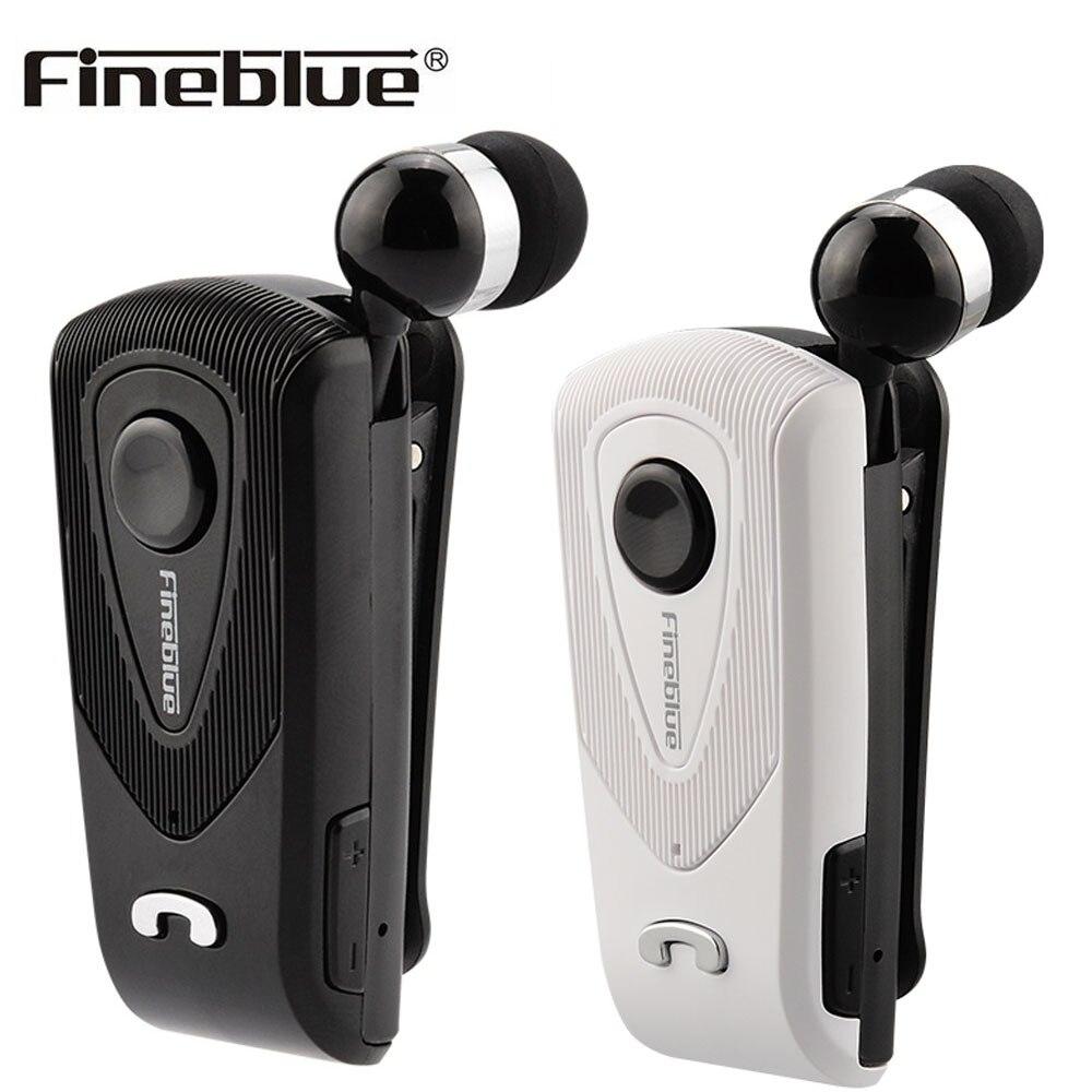 bilder für Neue Ursprüngliche FineBlue F930 Wireless Bluetooth Headset Freisprecheinrichtung Kopfhörer Stereo Bluetooth Kopfhörer Clip Anruf Erinnern Vibration
