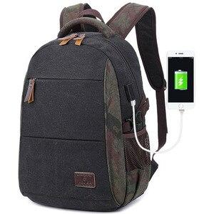 Противокражный водонепроницаемый USB Мужской рюкзак для ноутбука, дорожная сумка для ноутбука для мужчин 2019