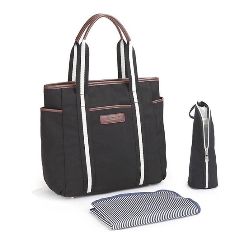 Qiaomiaobaobei Baby Bags Messenger Large Diaper Bag Organizer Nappy Bags For Mom Fashion Mother Maternity Bag Hobos Tote мозаика синтез рисуем фломастерами волны и зигзаги
