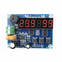 DC Voltage Power Capacity Indicator Percentage Digital Display Module Tester Meter 7-80V 64x48mm XH-M241